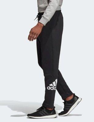【豬豬老闆】ADIDAS BADGE OF SPORT FLEECE 黑 抽繩 休閒 運動 長褲 男款 DT9952 新北市