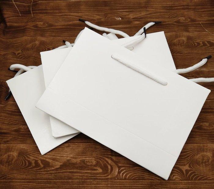 【三越Garden】紙袋 (白) 13 x 19 x 6