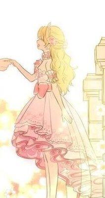 【Poison Apple】某天成為公主 希婭cos假發