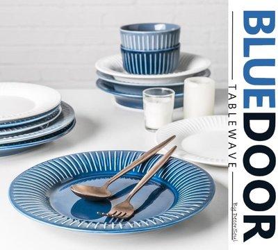 BlueD_ 骨瓷 條紋 陶瓷 10....