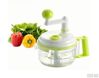 【起點3C】絞肉機-多功能切菜器料理機 餃子餡機家用手動絞肉機 絞菜機QD8836