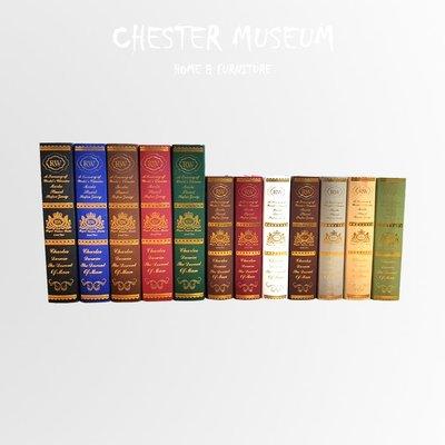 【現貨】歐式古典裝飾書 (1套10本隨...