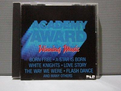 ACADEMY AWARD WINNING MUSIC 奧斯卡金像獎最佳原創音樂獎 原版CD片佳 保存良好