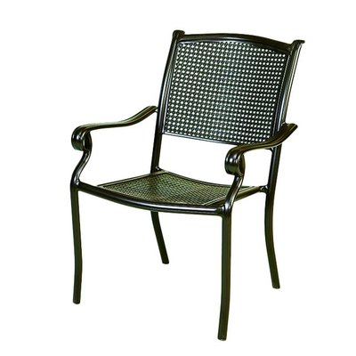 【紅豆戶外休閒傢俱】比利時鋁合金餐椅/採用鋁合金製作堅固耐用/庭園/咖啡廳/營業場所/餐廳/各種場所多適用