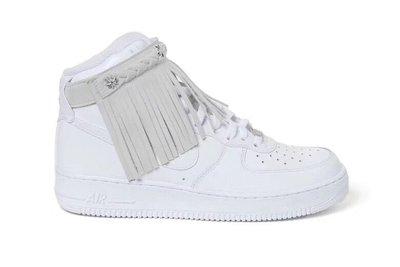 """Sacaix Nike Air Force 1 high""""Lane Crawford""""板鞋334031-105"""