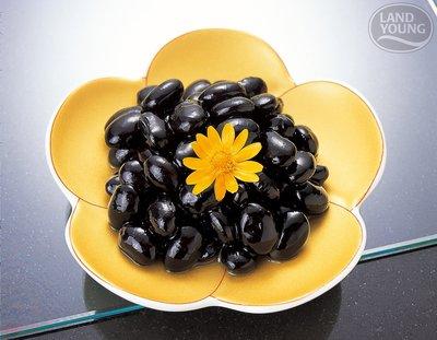 【素食年菜】佃煮黑豆(蜜汁黑豆) / 約200g (全素)~日式年菜 ~『豆』字在日本與誠懇的字同音...有黑色黃金之稱