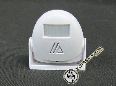 1628763 感應門鈴 紅外線迎賓器 報警器 防盜器 32首音樂