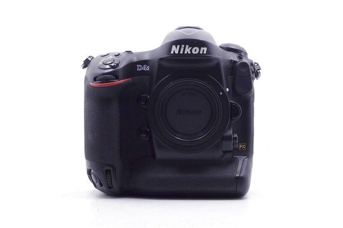 【台中青蘋果】Nikon D4S 單機身 二手 單眼相機 快門次數約22500 #20227