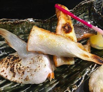 【禧福水產】挪威鮭魚腹鰭/特A鮭魚製成/原味◇$特價149元/500g±10%/包◇便當燒烤日本居酒屋餐廳團購可批