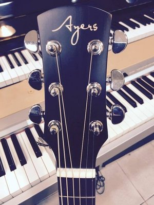 ☆金石樂器☆ AYERS ST1 ST-03G EMOTION 單板木吉他 年終感恩回饋特賣 非taylor matin