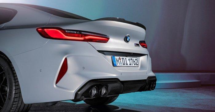 【樂駒】BMW F93 M8 Grand Coupe carbon spoiler 碳纖維 尾翼 鴨尾 G16 可裝