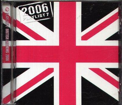 K - Playlist 7 British Anthems 2006 - 日版 Upper Room Milburn