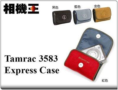 ☆相機王☆Tamrac 3583 數位相機皮套 四色現貨供應中 IXUS 160適用 .
