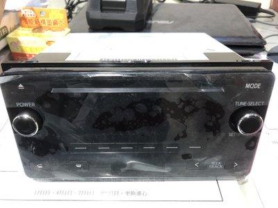 TOYOTA 富士通 原廠藍芽音響主機 USB MP3 CAMRY WISH VIOS RAV4