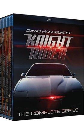 毛毛小舖--藍光BD 霹靂車 霹靂遊俠 李麥克 1-4季(完) Knight Rider