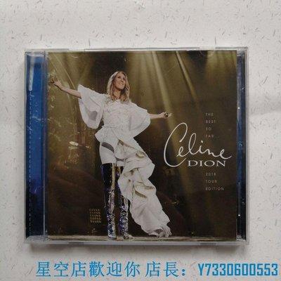 全新CD音樂 席琳迪翁 CELINE DION - The Best So Far 2018 巡演精選 CD