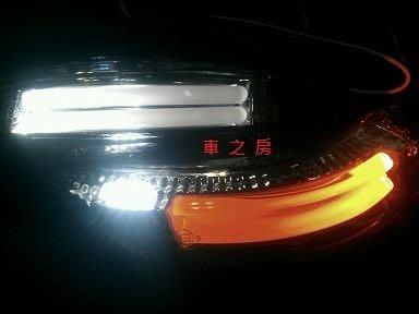 (車之房) 2012 七代 CAMRY  專用 後視鏡 多功能 LED 方向燈 小燈 照地燈 光柱 光條 3合一方向燈