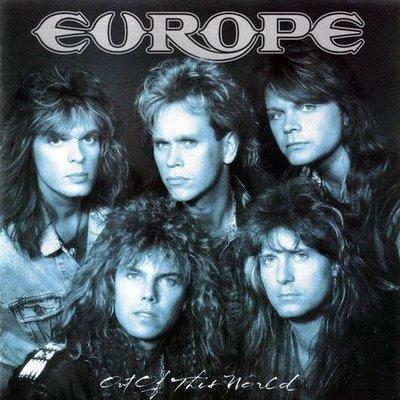 《絕版專賣》Europe 歐洲合唱團 / Out of This World 世外桃源 (澳洲版.無IFPI)