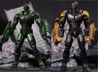 全新 Comicave 1/12 合金 鋼鐵人 Gamma 伽瑪 + Striker 突襲者 MK 25 26