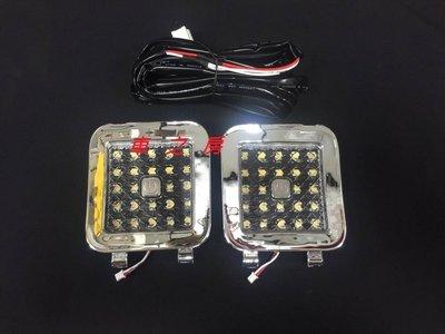 (車之房) 2006~2014 PREVIA 高質感 電鍍 觸摸開關 尾門燈 第五門燈 氣氛燈 尾門加強照明