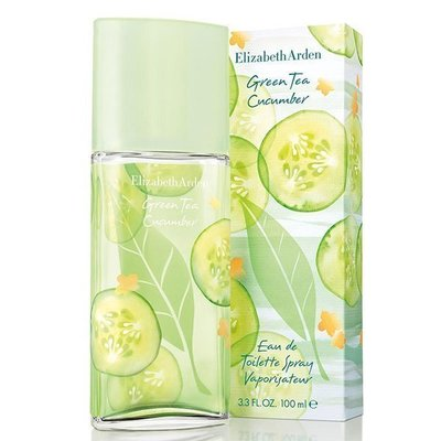 【美妝行】Elizabeth Arden Green Tea Cucumber 雅頓 綠茶 小黃瓜 100ML