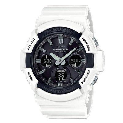 【東洋商行】免運 CASIO 卡西歐 G-SHOCK 迅雷戰士太陽能腕錶(限量) GAS-100B-7ADR 手錶 電子