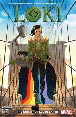 略《代訂中》[美版書籍] Loki: The God Who Fell to Earth 9781302920319
