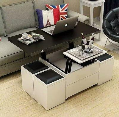 茶几 可升降 可變書桌 電腦桌 餐桌 可訂造 租房 劏房 公屋 居屋 私樓 191214tr15