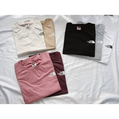 【MasCool】The North Face T-Shirt 山景 短袖 男 黑 北臉短T NORTH FACE 短T