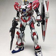 售 Bandai HG Narrative Gundam C pack 模型上色成品