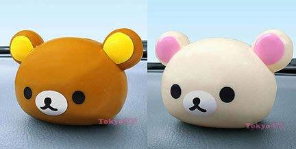 東京家族 拉拉熊 懶懶熊 懶妹 芳香劑 除臭劑 車用 現貨