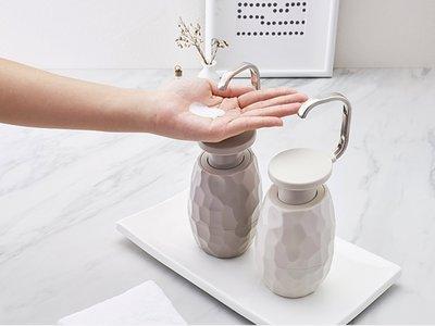 創意單手按壓 乳液瓶400ml 洗手乳...