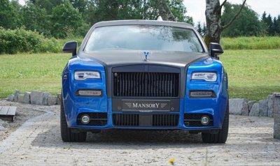 【耀天國際】Rolls Royce Ghost (舊款也可安裝) Mansory款 全車空力套件