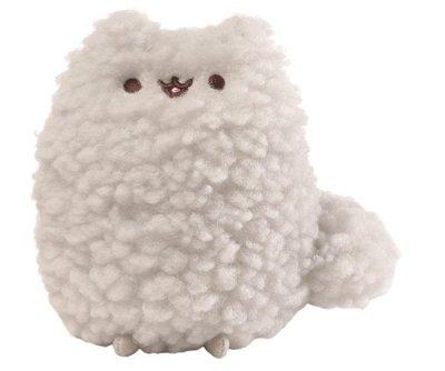 【ToyGo】* 美國GUND官方正品Pusheen the cat 胖吉貓妹 Stormy 雲雲玩偶超可愛16.5cm