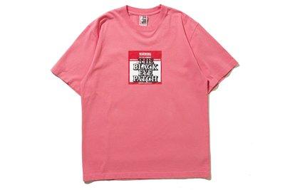 "[ LAB Taipei ] BlackEyePatch ""LABEL TEE"" (Pink)"