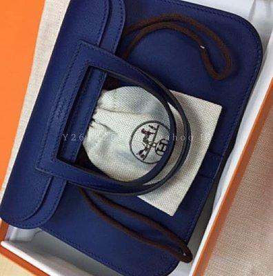 【現貨】Hermes halzan mini bag