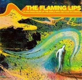 ##90 全新CD Flaming Lips - If You Could Blow Up the World 2006