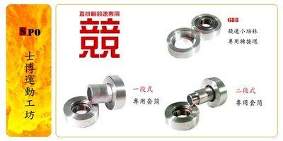 【士博】直排輪 滑板 競速專用( 608轉 688轉接環 轉接器 )CNC鋁製品 精密度高