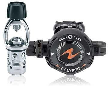 【Water Pro水上運動用品】{Aqua Lung}-Calypso 水精靈呼吸調節器 一級頭 二級頭