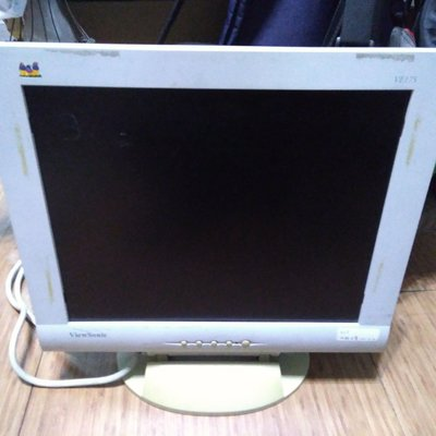ViewSonic17吋二手螢幕