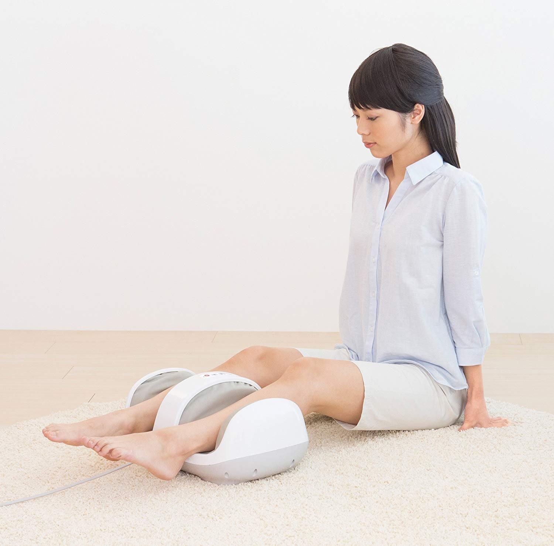 日本 大東 THRIVE 足部按摩機 腿部按摩 舒緩疲勞 放鬆 小腿按摩 MD-4220 媽媽 母親節 久站 【全日空】