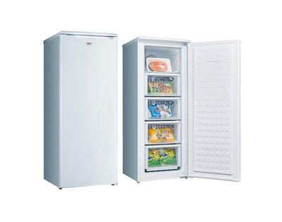 新竹仙風電器有限公司~SONY 索尼~125L 單門直立式冷凍櫃 SCR-125F 來店享優惠 實體店面!!