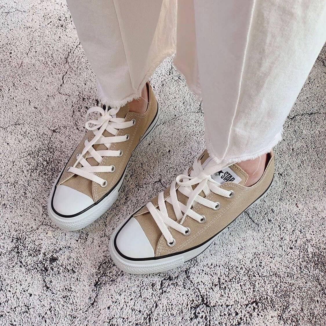 XinmOOn CONVERSE CANVAS ALL STAR COLORS