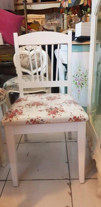 鄉村風餐椅