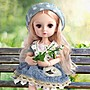 玩具精致芭比洋娃娃玩具套裝換裝禮盒公主仿真娃娃兒童女孩生日禮物女洋娃娃