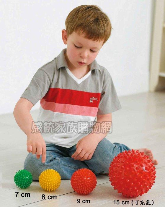 感統家族__WEPLAY 感覺統合 觸覺刺激__觸覺球五件組(7/8/9/15/橄欖型觸覺球)