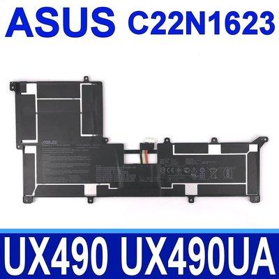 華碩 ASUS C22N1623 原廠電池 Zenbook3 Deluxe UX490 UX490U UX490UA