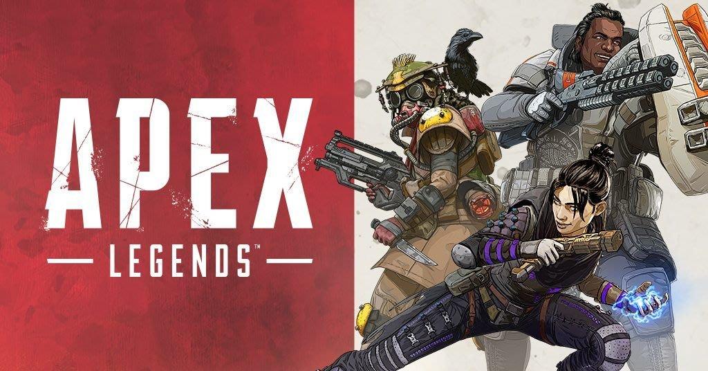 EA Origin 平台 Apex 英雄 創始人包