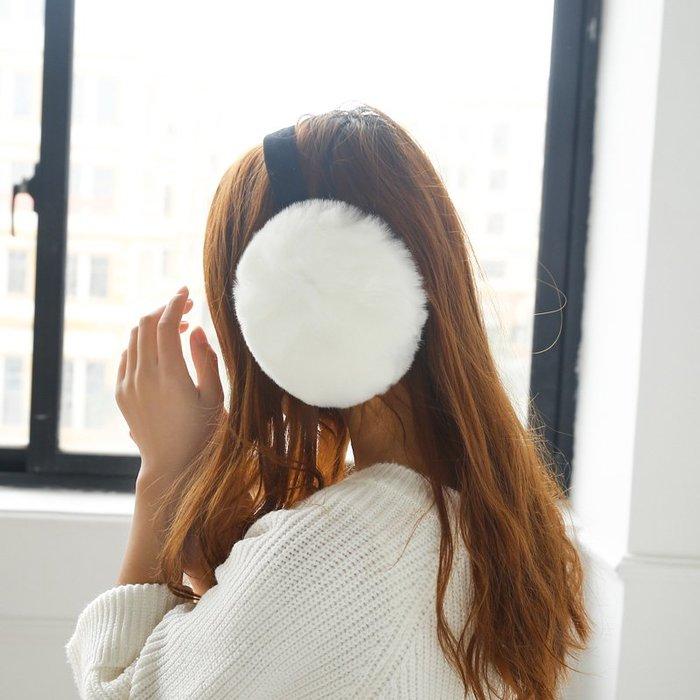 耳暖女韓版秋冬季防凍可愛耳捂子加厚毛絨成人耳套可調節耳罩保暖