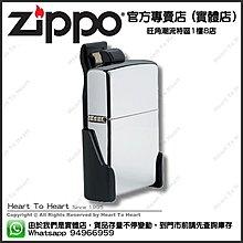 ZIPPO 原廠 黑色 火機夾 #121506 Z-Clip